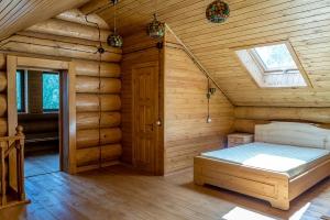 Комплект мебели из массива сосны в баню