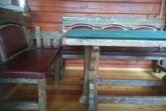 Комплект мебели под старину.
