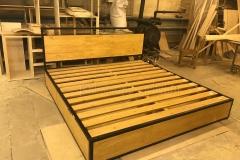 кровать в стиле лофт Лаки 6
