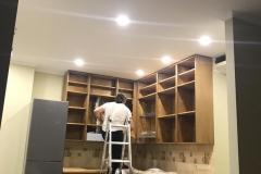 кухня лофт проект 10