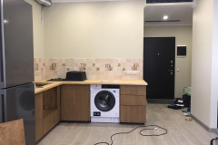 кухня лофт проект 11