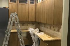 кухня лофт проект 12