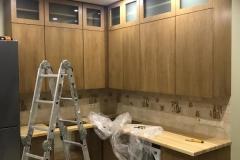 кухня лофт проект 13