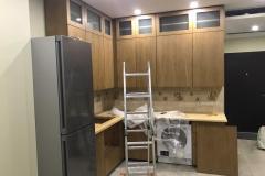 кухня лофт проект 6