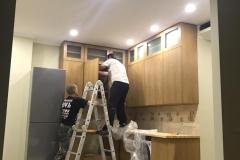 кухня лофт проект 8
