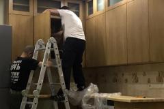 кухня лофт проект 9