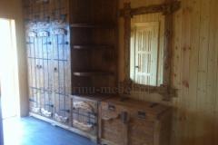 шкаф Эдвард под старину 1