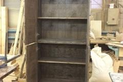 шкаф кухонный под старину 3