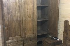 шкаф под старину 1