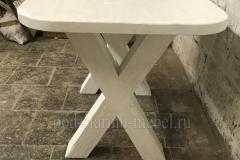 стол Александр в стиле лофт 4