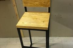 барный стул  Форт в стиле лофт