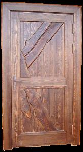 дверь из сосны межкомнатная