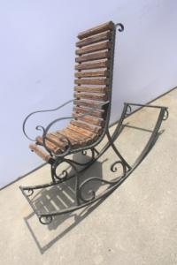 Кресло-качалка (под старину)