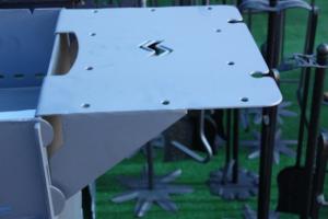 Столик под мангал