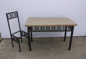 Стол и стул Византия