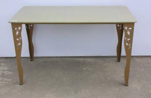 столик кованный