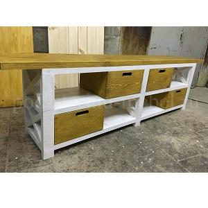 стол кухонный рабочий с ящиками