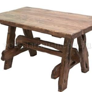 Стол из массива под старину Охотник