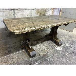 Стол из массива под старину Премьер