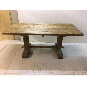 Стол из массива под старину Хозяин