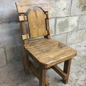 Стол Премьер из массива под старину