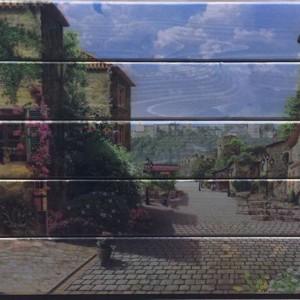 Картина на массива Улочка