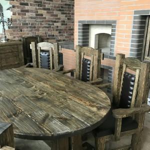 Комплект мебели под старину