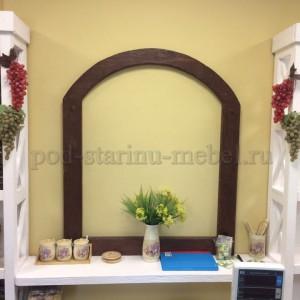 Мебель из массива для магазина