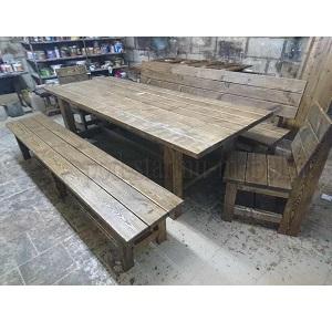 Комплект мебели из массива сосны