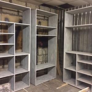 Шкаф из массива сосны по индивидуальным размерам и пожеланиям заказчика